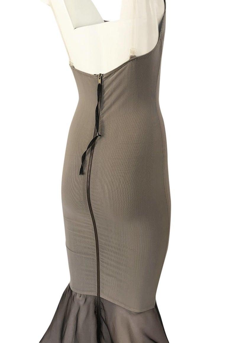 S/S 1995 Jean Paul Gaultier Fin de Siècle Collection Runway Paris Dress For Sale 3