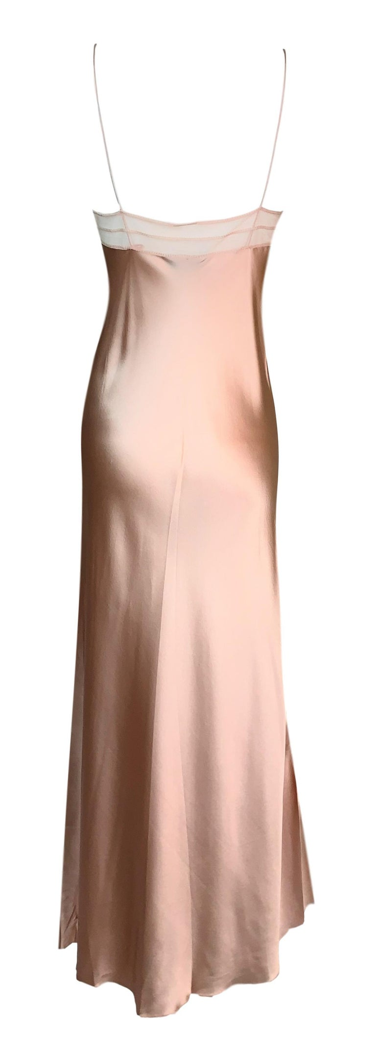 DESIGNER: S/S 2000 Christian Dior by John Galliano  Please contact for more information and/or photos.  CONDITION: Good- light wear but no holes or stains.   FABRIC: Silk   COUNTRY MADE: France  SIZE: 36  MEASUREMENTS; provided as a courtesy only-