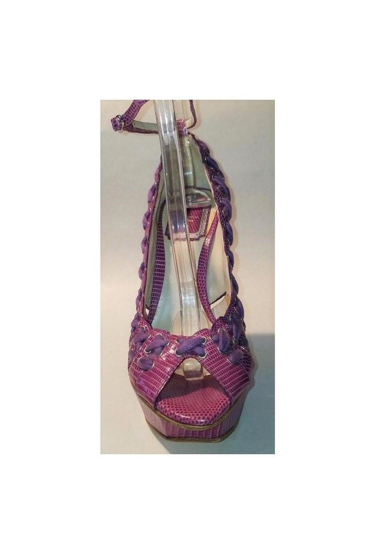 SS 2007 Christian Dior John Galliano Haute Couture Runway Samurai Japanese Heels For Sale 3