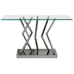 SA 06 Console Table by Sottsass Associati