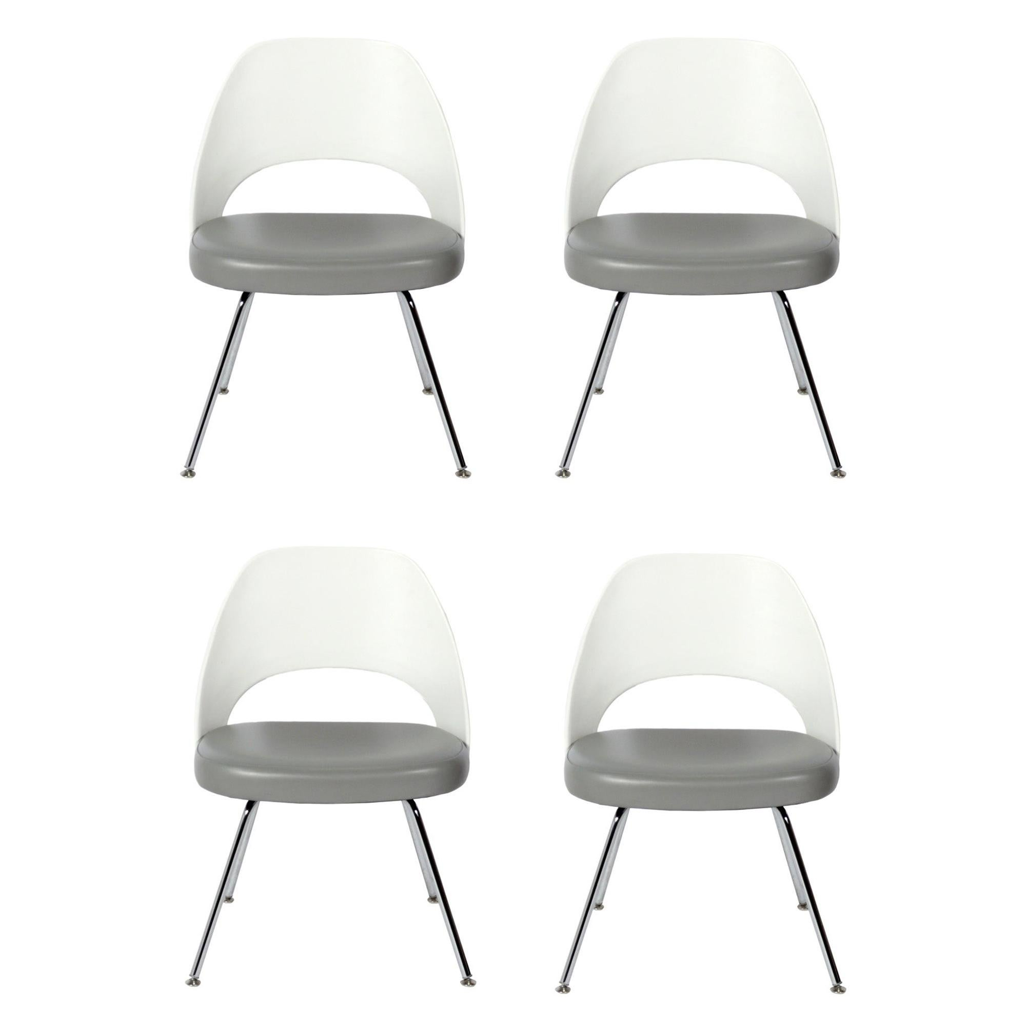 Saarinen Dining Chairs for Knoll