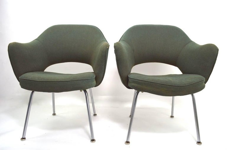 American Saarinen for Knoll Executive Chair For Sale