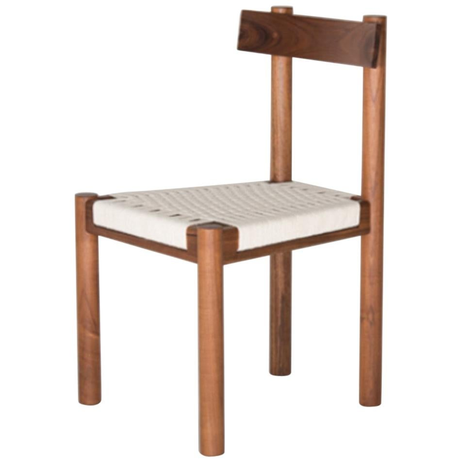 Sáasil Chair mexican contemporary design in tropical wood