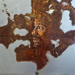 L'Apparenza - Contemporary, Mixed Media, Oil Paint by Sabatino Cersosimo