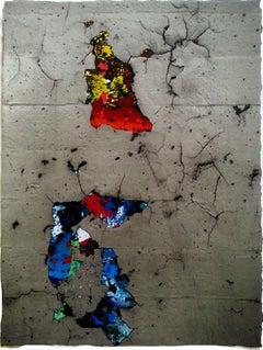 """Saber, """"Colores Para Siempre"""", 12 Color Serigraph, 2014"""