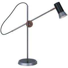 Sabina Grubbeson Kusk Black Table Lamp by Konsthantverk