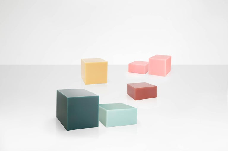 Sabine Marcelis, Candy Cube, Rotterdam, 2017 In Excellent Condition For Sale In Barcelona, Spain