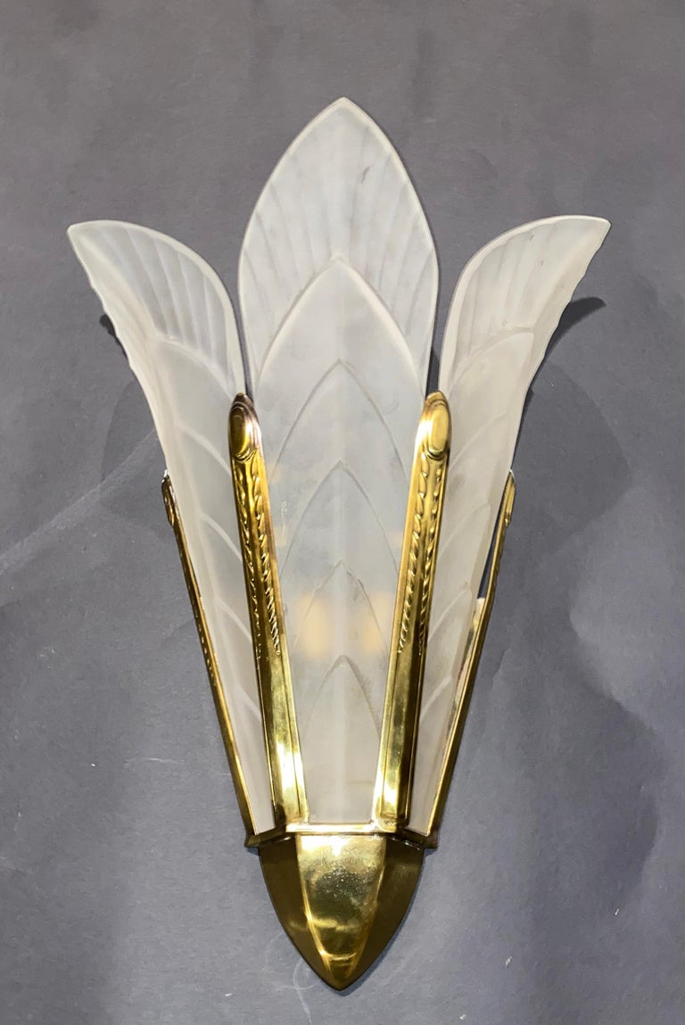 Cast Sabino Wall-Sconces For Sale