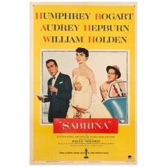 Sabrina '1954' Poster