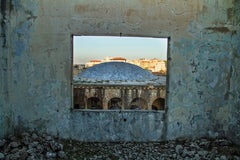 SYNAGOGUE BHAMDOUN - TRACES JUIVES DU LIBAN (1) - CONTEMPORARY PHOTOGRAPHY