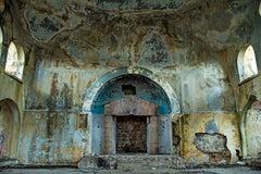 SYNAGOGUE BHAMDOUN - TRACES JUIVES DU LIBAN (4) - CONTEMPORARY PHOTOGRAPHY