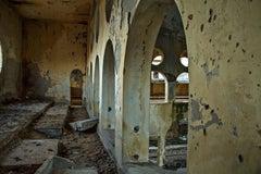 SYNAGOGUE BHAMDOUN - TRACES JUIVES DU LIBAN (8) - CONTEMPORARY PHOTOGRAPHY