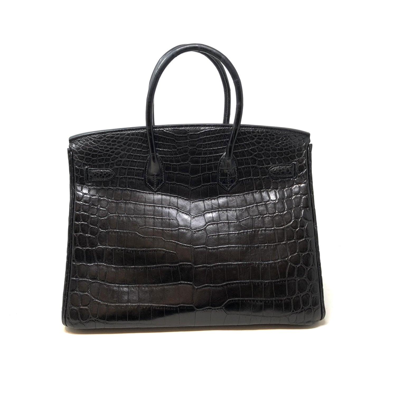b6dfd02d95 Sac Hermès Birkin 35 So Black Edition For Sale at 1stdibs