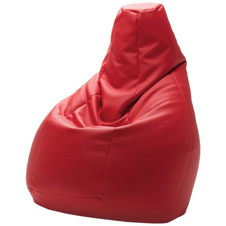 Gatti, Paolini, Teodoro for Zanotta Sacco easy chair, new, offered by DDC