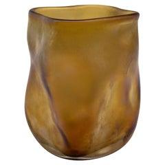 Sacco Vase Tobacco