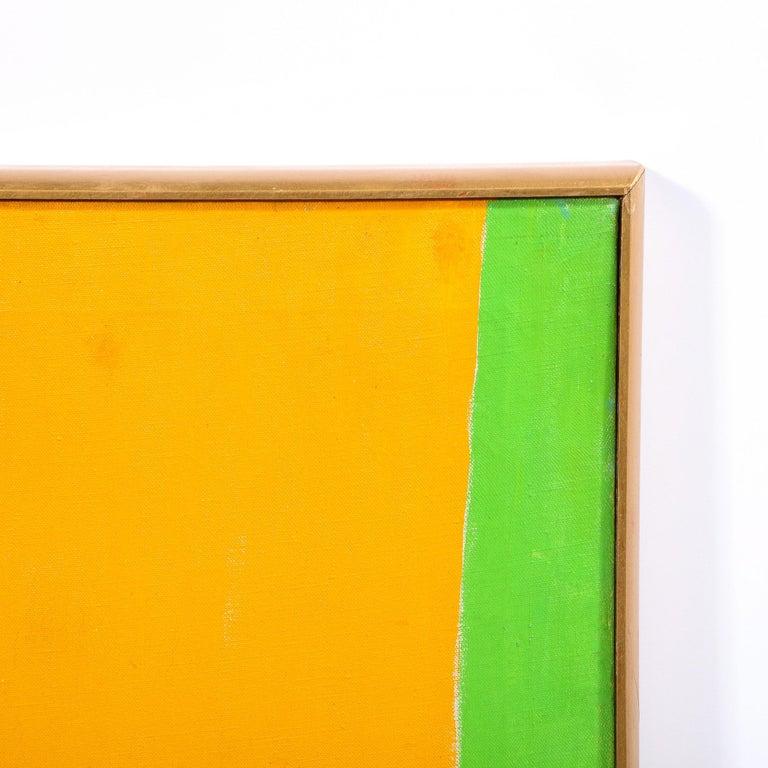 Untitled (Acrylic on Canvas) - Painting by Sacha Kolin