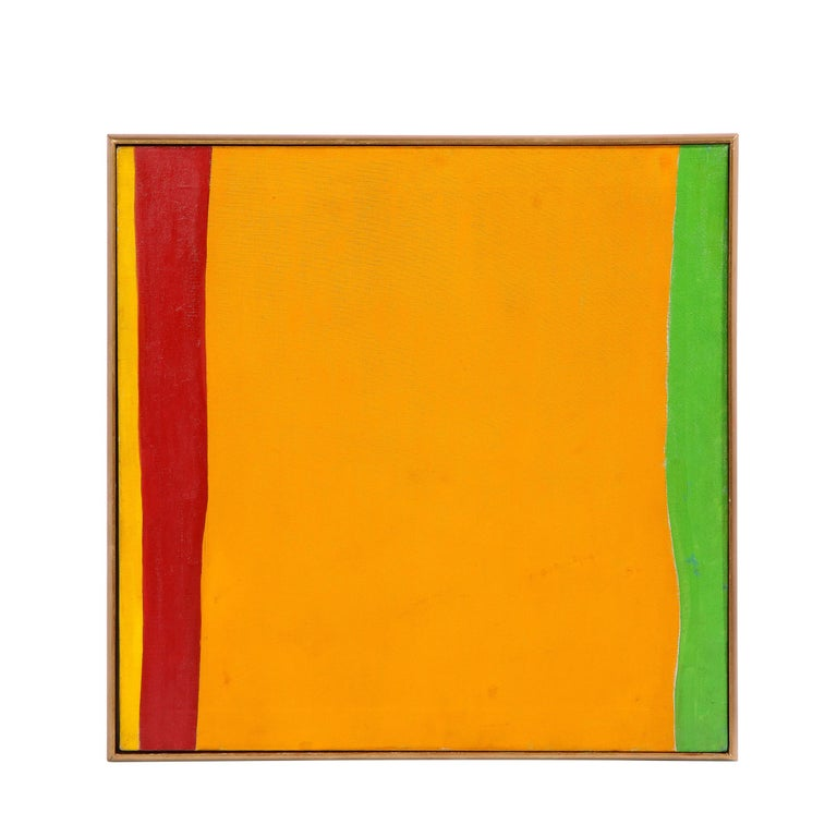 Sacha Kolin Abstract Painting - Untitled (Acrylic on Canvas)