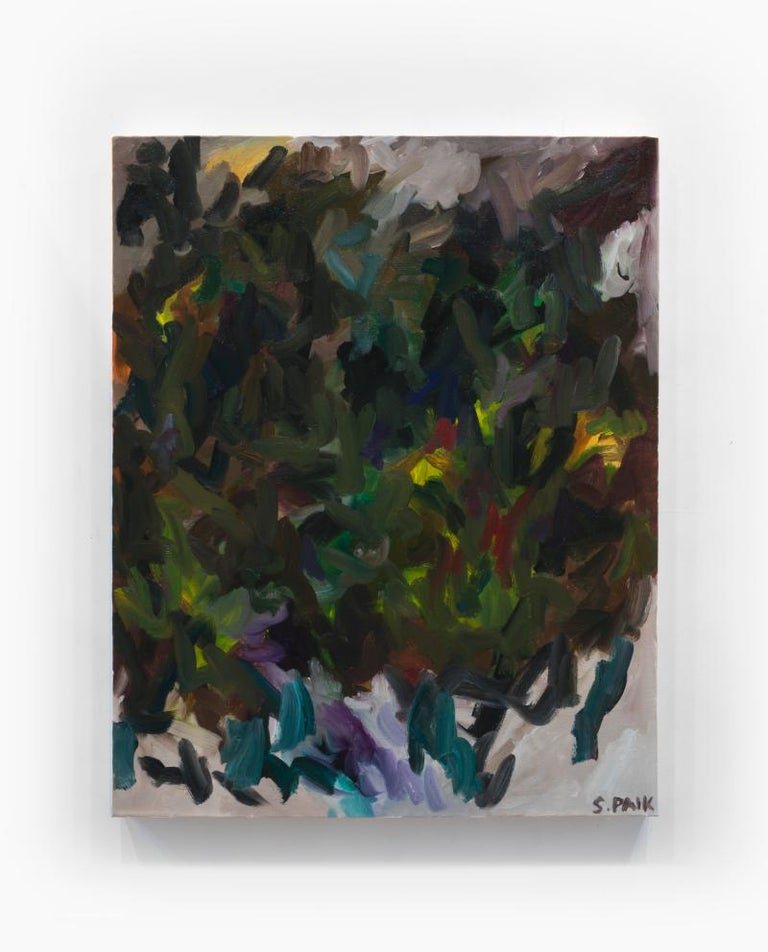Saehyun Paik Abstract Painting - IPAOC0182