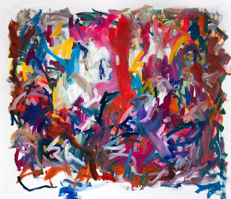Saehyun Paik Abstract Painting - IPLOC0213