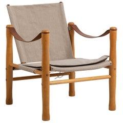 Safari Chair by Elias Svedberg for NK