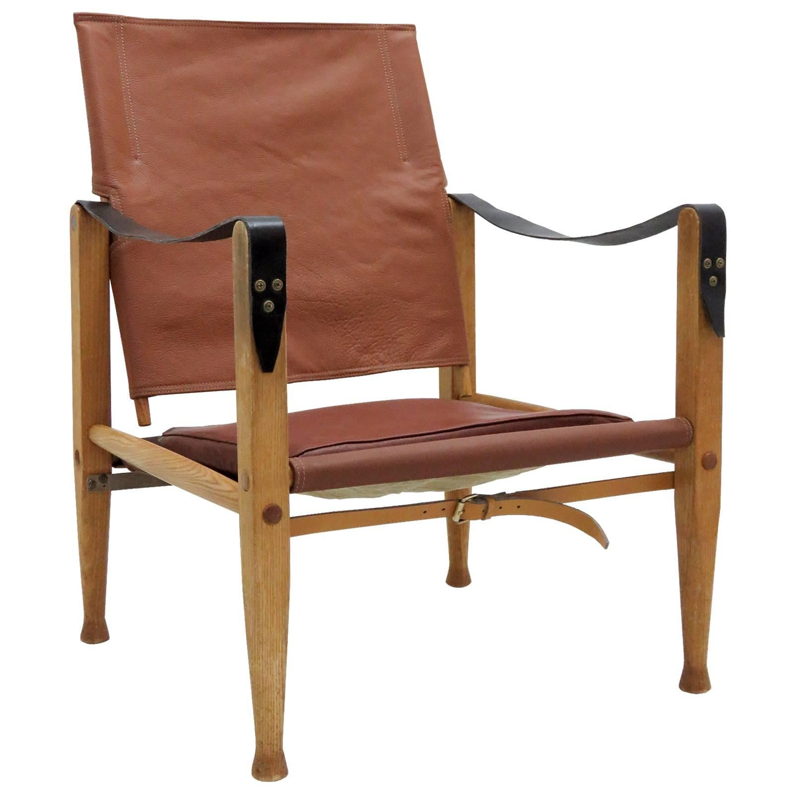 Safari Chair by Kaare Klint, 1969