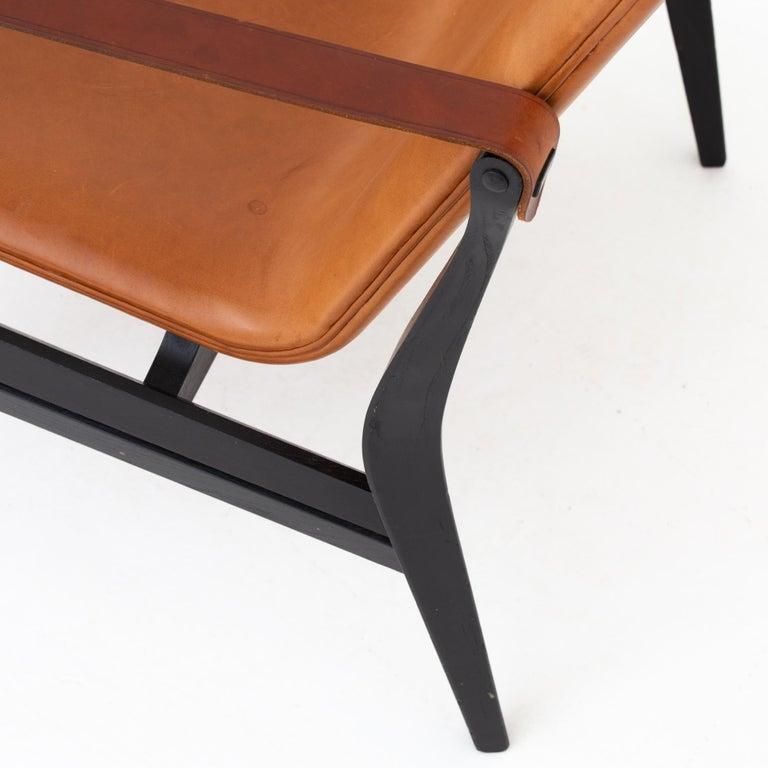 20th Century Safari Chair by Karen & Ebbe Clemmesen For Sale