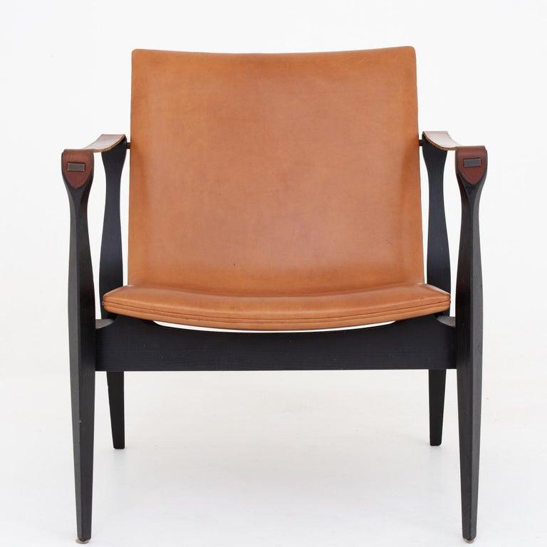 Safari Chair by Karen & Ebbe Clemmesen For Sale 1