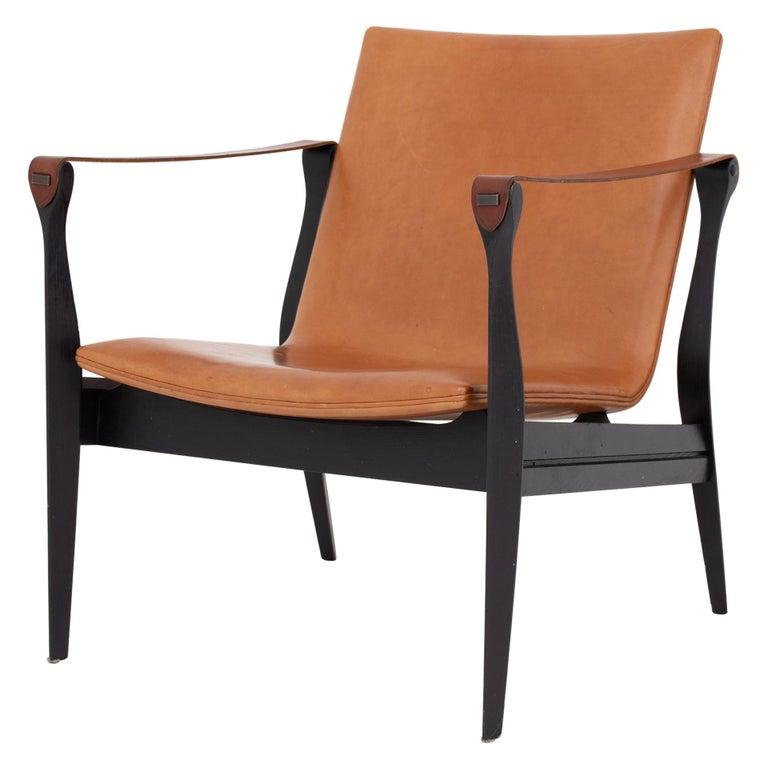 Safari Chair by Karen & Ebbe Clemmesen For Sale