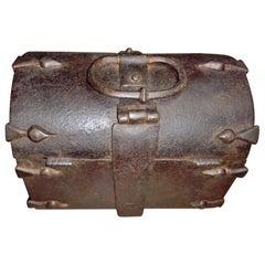 Safe / Box Iron, Spanish, 16th Century