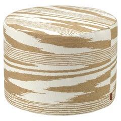 Safi Cylindrical Pouf