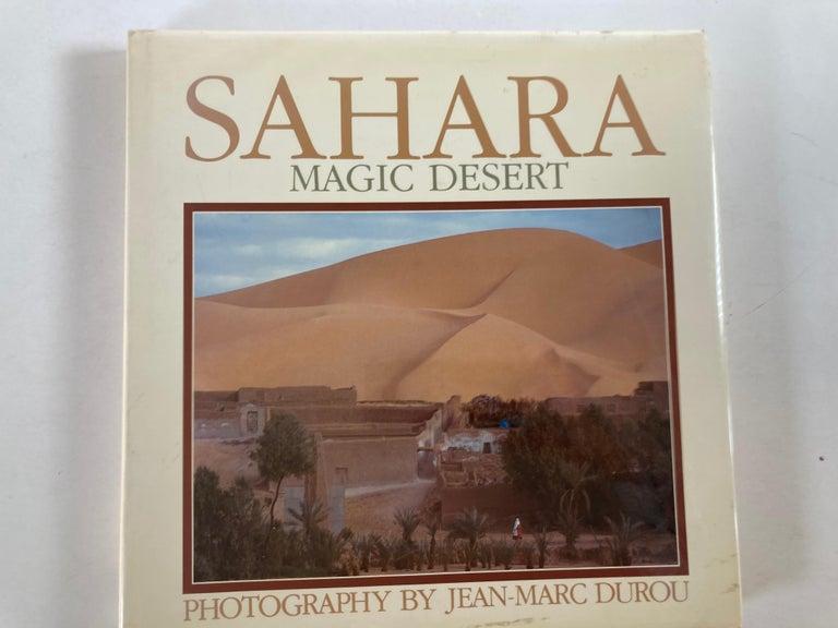 Tribal SAHARA Magic Desert Hardcover Book For Sale