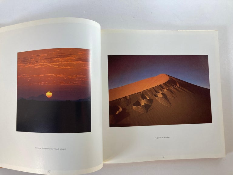 Paper SAHARA Magic Desert Hardcover Book For Sale