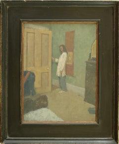 BEDROOM SAIED DAI CONTEMPORARY BRITISH ARTIST