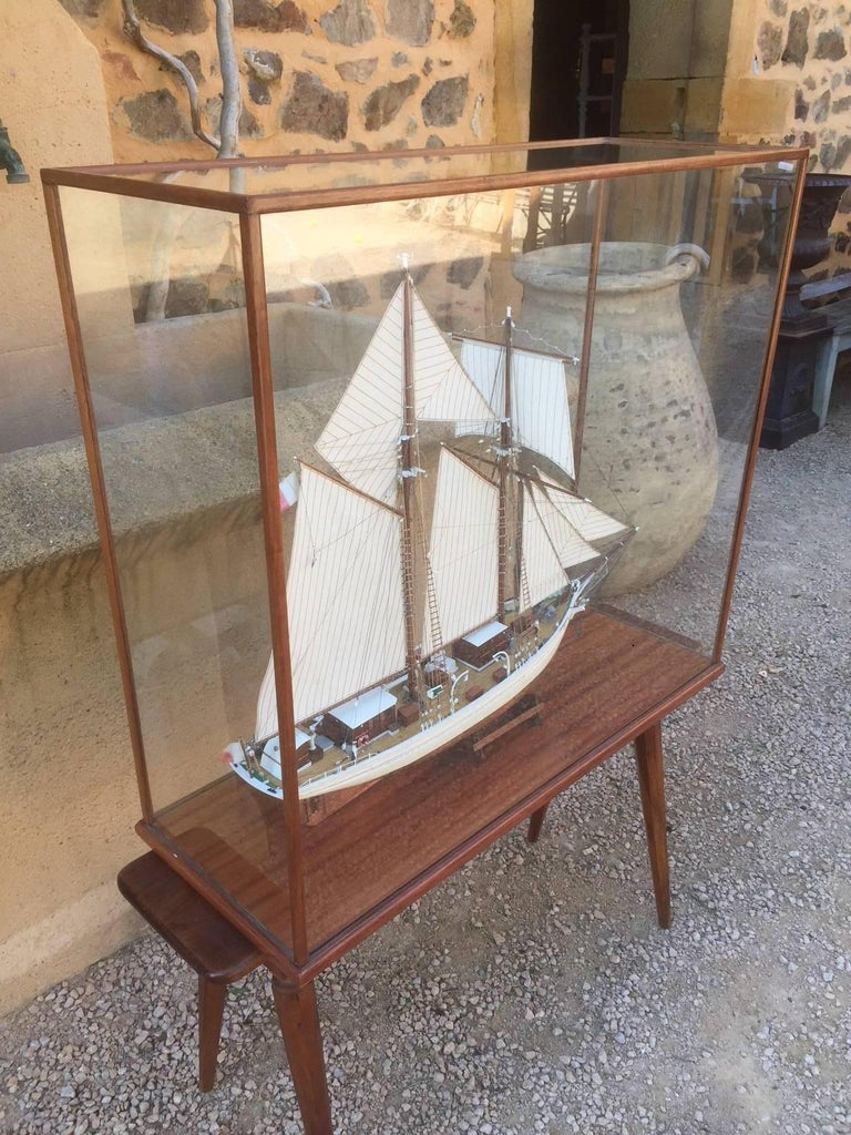 Sailing Ship Model Called