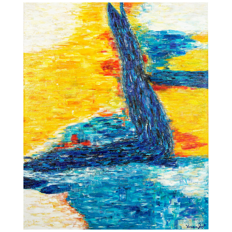 """Sailing Through"" by Vanessa Joy, 2020"