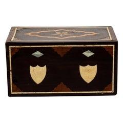 Sailor Made Specimen Wood Box