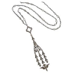 Saint Esprit Dove Layering Necklaces, Saint Esprit III Necklace