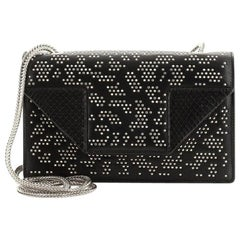 Saint Laurent Betty Bag Studded Leather Small