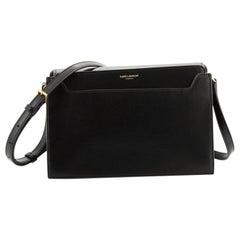 Saint Laurent Catherine Crossbody Bag Leather