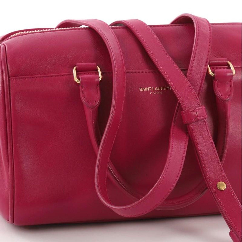 00b81dd0c8 Saint Laurent Classic Baby Duffle Bag Leather at 1stdibs