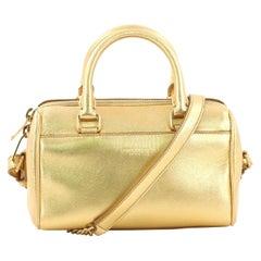 Saint Laurent Classic Baby Duffle Bag Leather