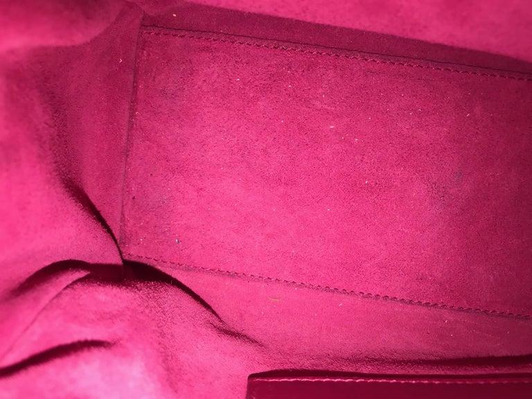 Saint Laurent Classic Duffle 6 Bag For Sale 6