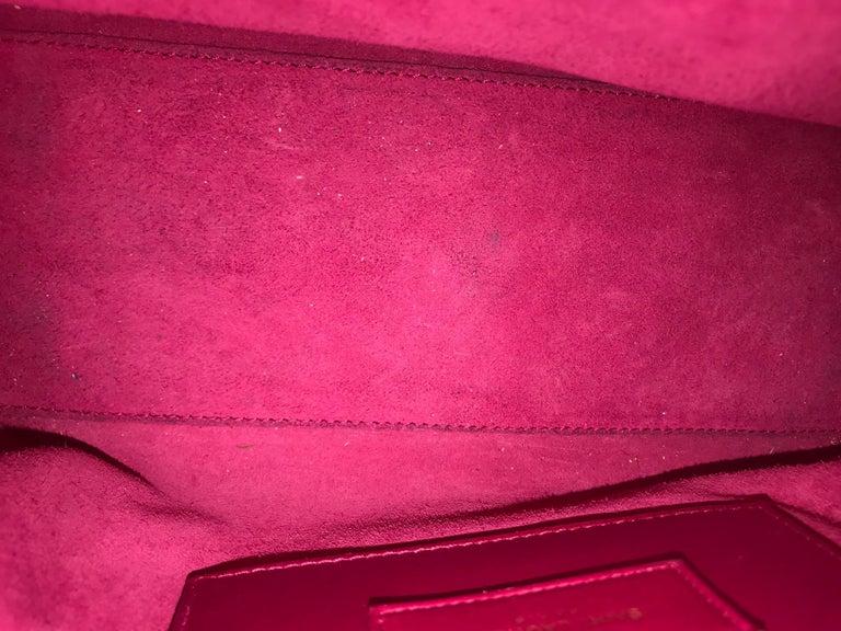 Saint Laurent Classic Duffle 6 Bag For Sale 7