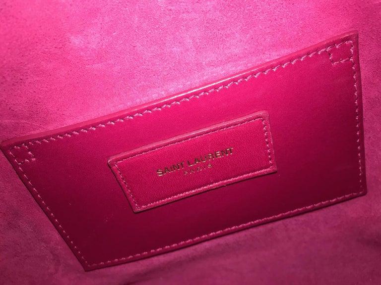 Saint Laurent Classic Duffle 6 Bag For Sale 8