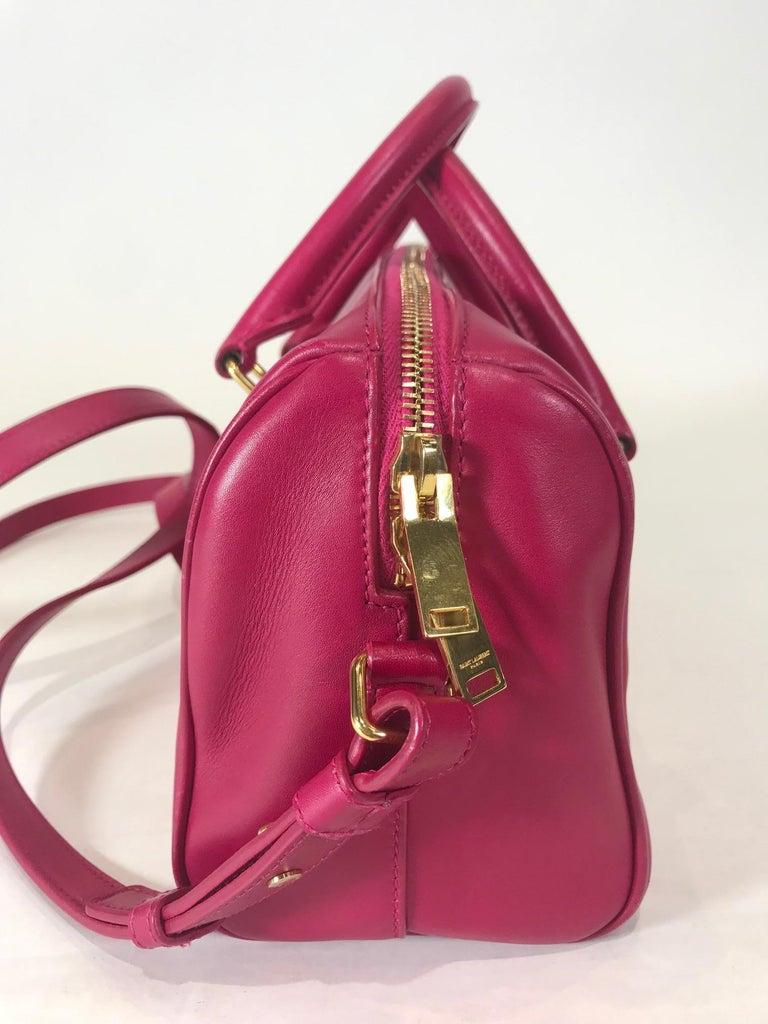 Women's or Men's Saint Laurent Classic Duffle 6 Bag For Sale