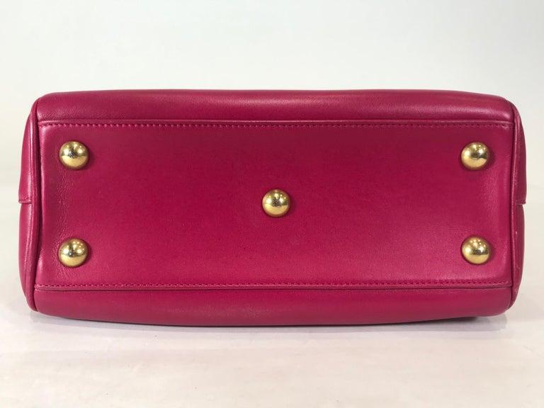 Saint Laurent Classic Duffle 6 Bag For Sale 1