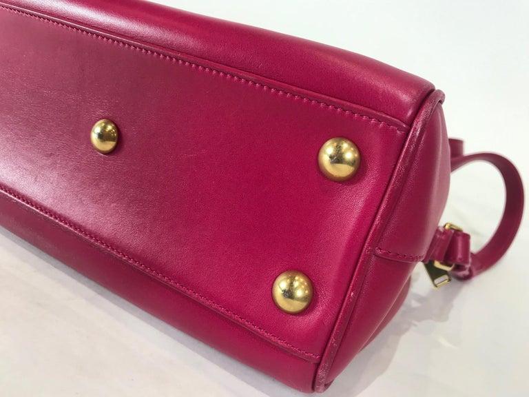 Saint Laurent Classic Duffle 6 Bag For Sale 2