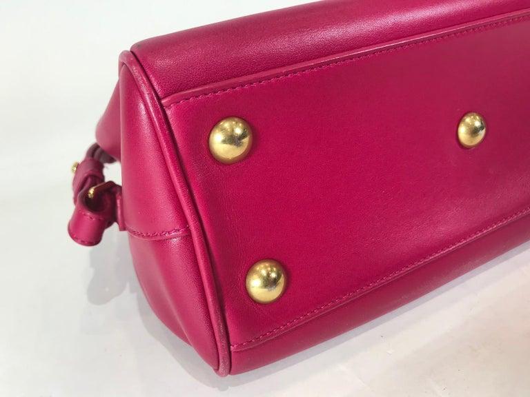 Saint Laurent Classic Duffle 6 Bag For Sale 3