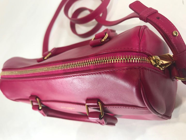 Saint Laurent Classic Duffle 6 Bag For Sale 4