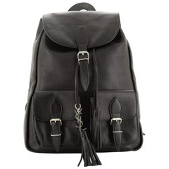Saint Laurent Festival Backpack Leather Medium